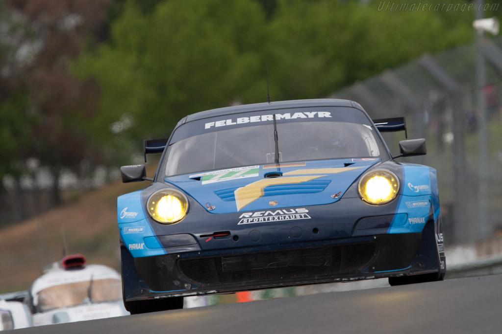 Porsche 997 GT3 RSR - Chassis: WP0ZZZ99ZCS799911   - 2012 Le Mans Test
