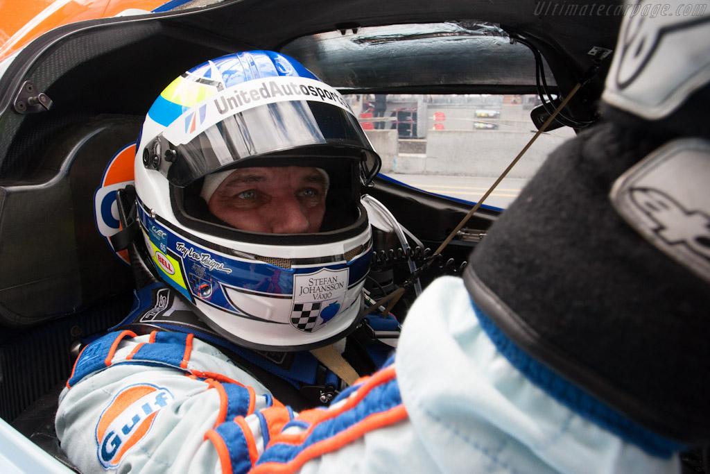 Stefan Johansson - Chassis: B1280-HU01   - 2012 Le Mans Test