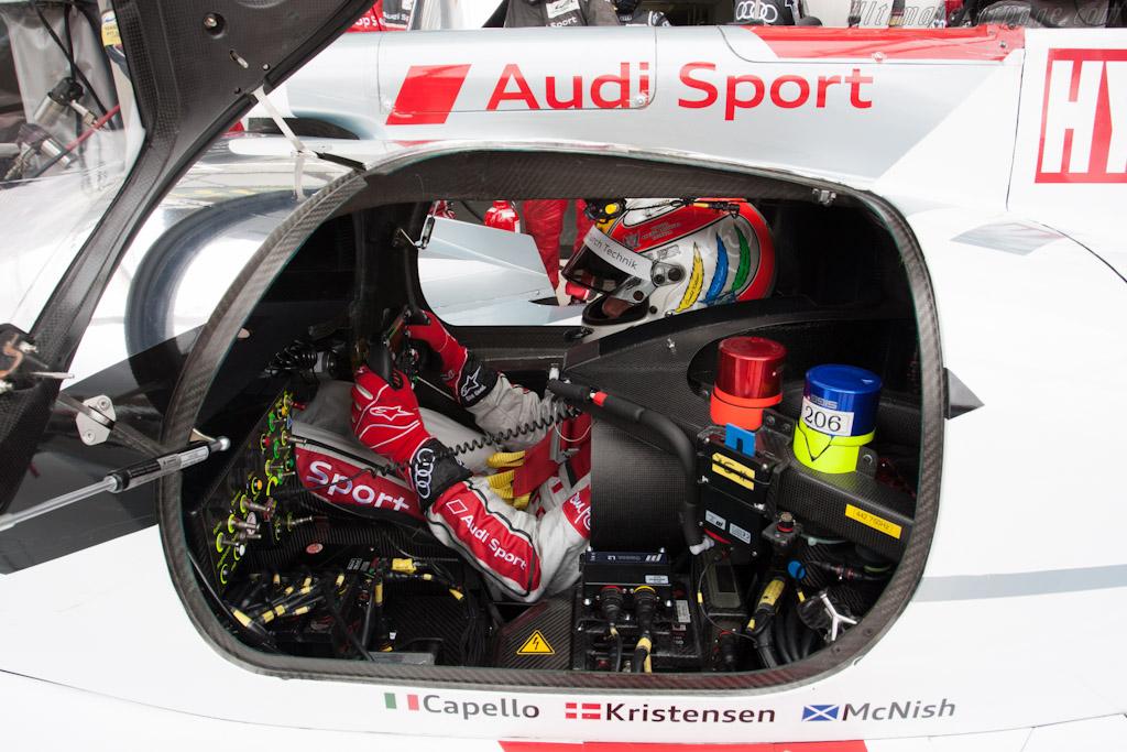 Tom Kristensen - Chassis: 206   - 2012 Le Mans Test