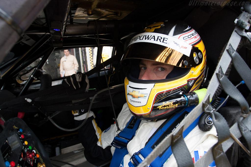 Tom Milner - Chassis: C6GT-006   - 2012 Le Mans Test