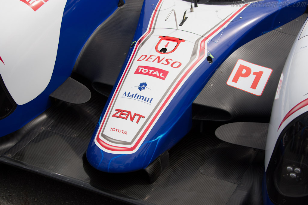 Toyota TS030 Hybrid - Chassis: 12-02   - 2012 Le Mans Test
