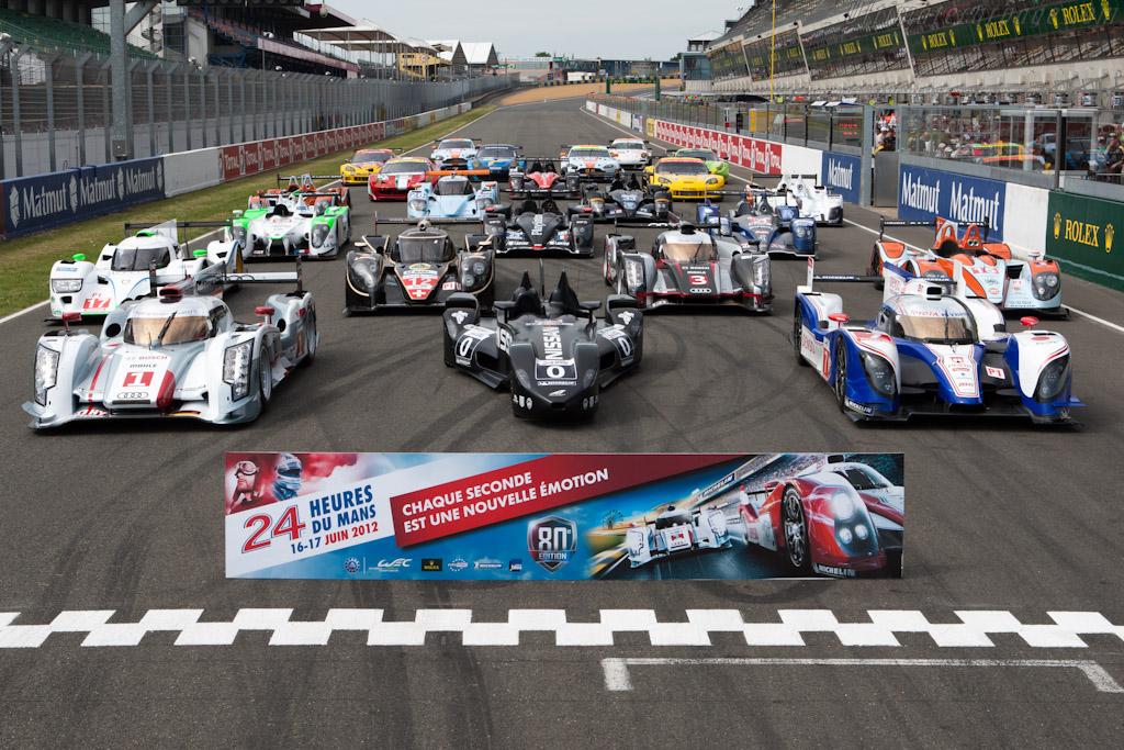 Welcome to Le Mans    - 2012 Le Mans Test