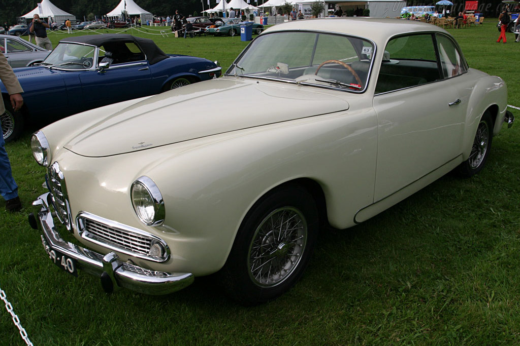 Alfa Romeo 1900 Touring Coupe    - 2006 Concours d'Elegance Paleis 't Loo