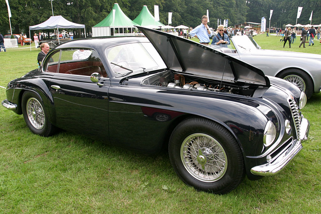 Alfa Romeo 6C 2500 SS Touring Coupe    - 2006 Concours d'Elegance Paleis 't Loo