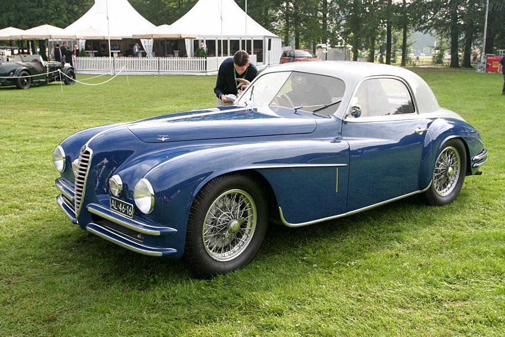 Alfa romeo italian car