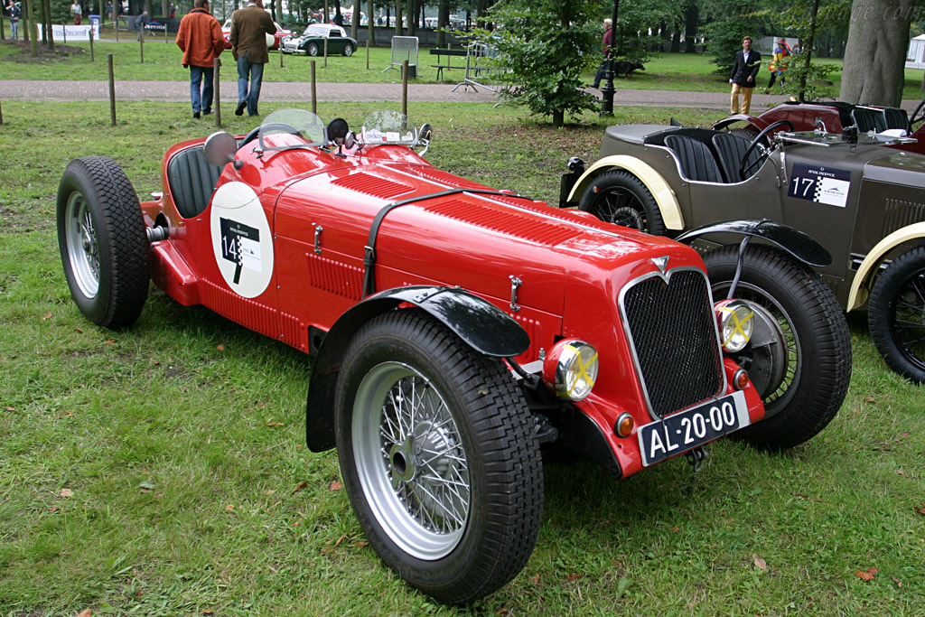 Alvis 4.3 Special    - 2006 Concours d'Elegance Paleis 't Loo