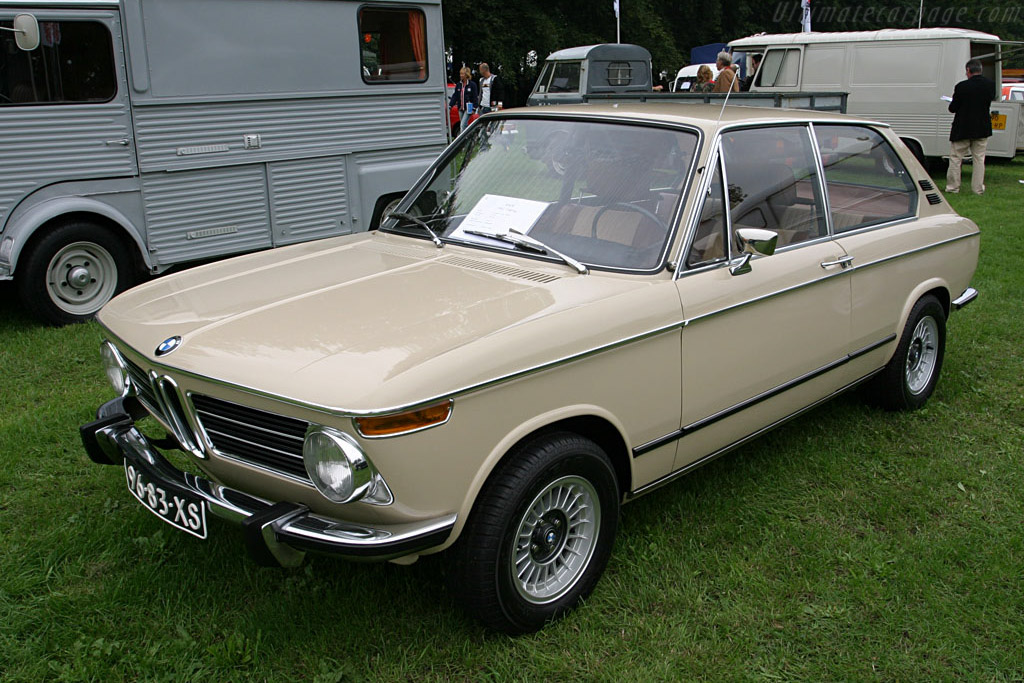BMW 2002 Touring    - 2006 Concours d'Elegance Paleis 't Loo