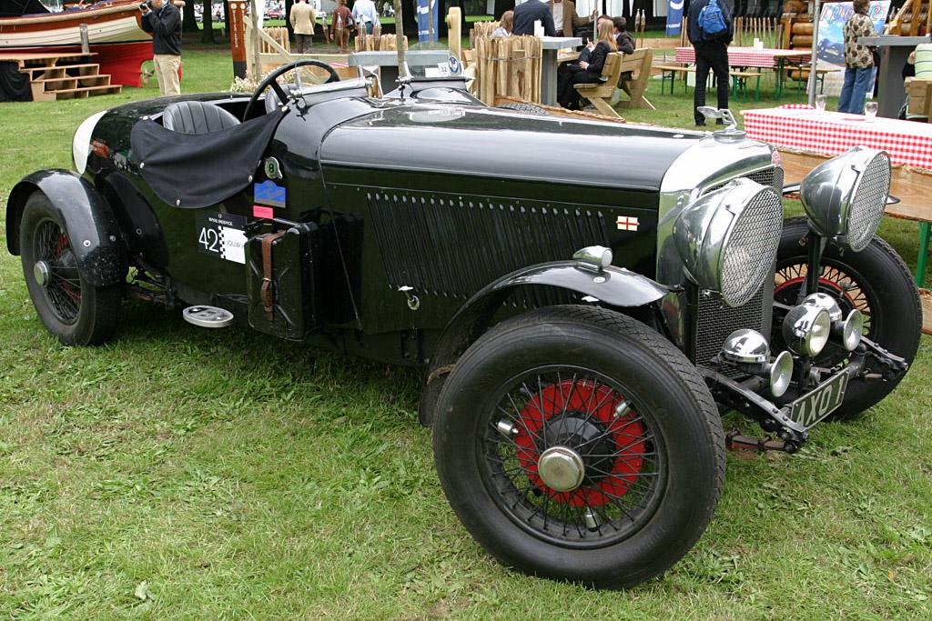 Bentley 4.5 Litre Le Mans    - 2006 Concours d'Elegance Paleis 't Loo