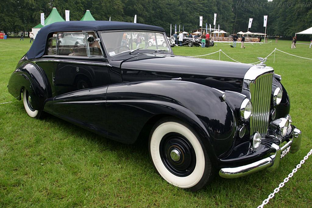 Bentley Mk VI Drophead Coupe    - 2006 Concours d'Elegance Paleis 't Loo
