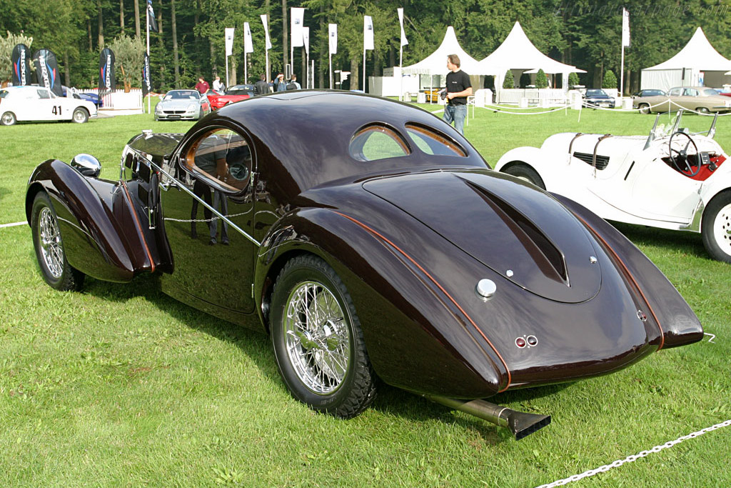 Bugatti Type 57 Gangloff    - 2006 Concours d'Elegance Paleis 't Loo