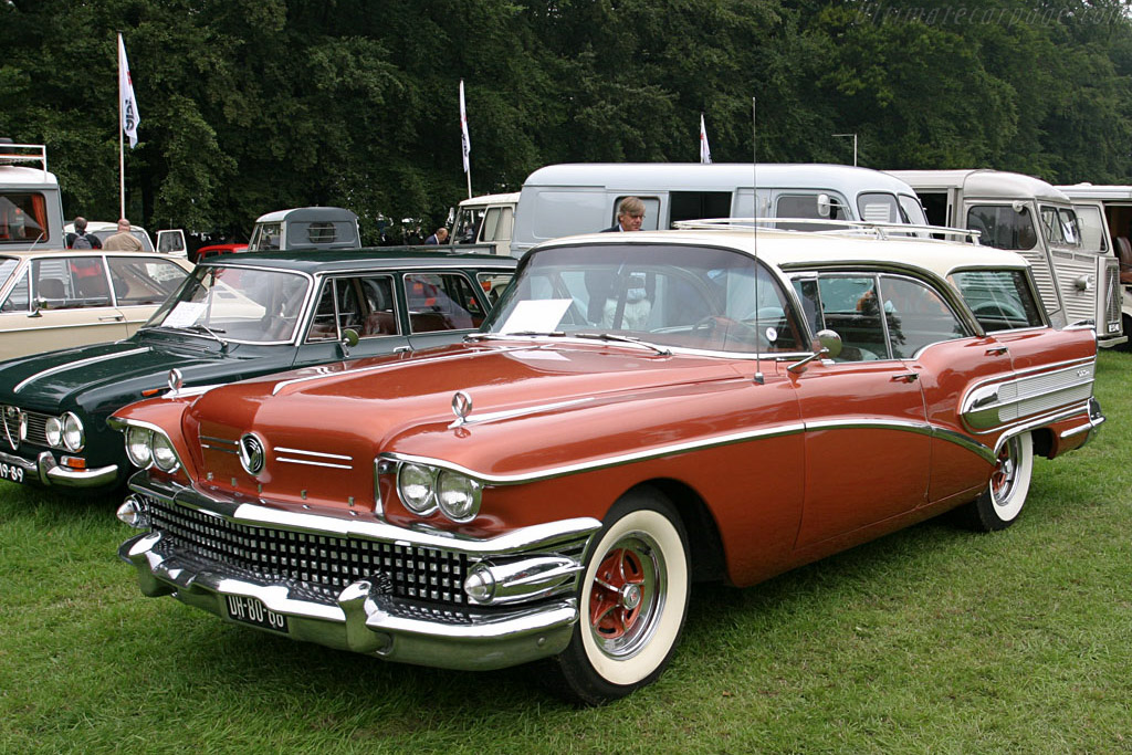 Buick Caballero Wagon 2006 Concours D Elegance Paleis T Loo