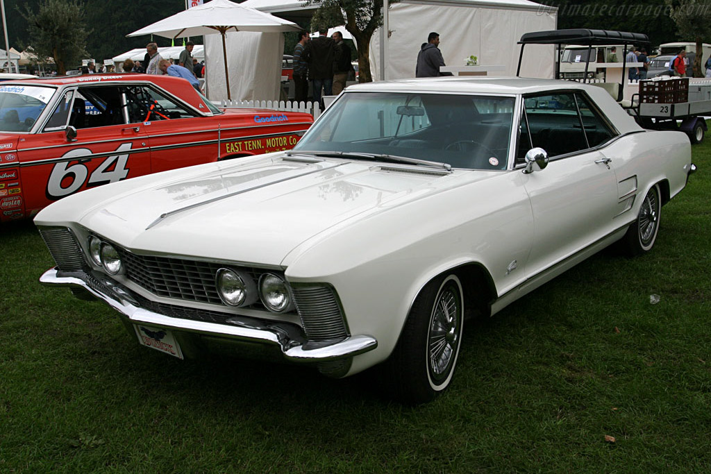Buick Riviera    - 2006 Concours d'Elegance Paleis 't Loo