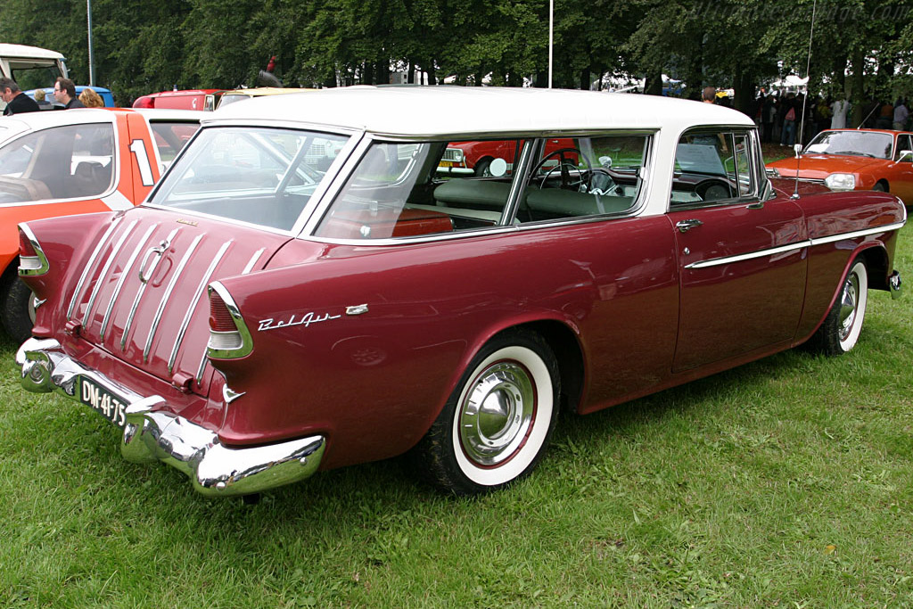 Chevrolet Bel Air Nomad    - 2006 Concours d'Elegance Paleis 't Loo