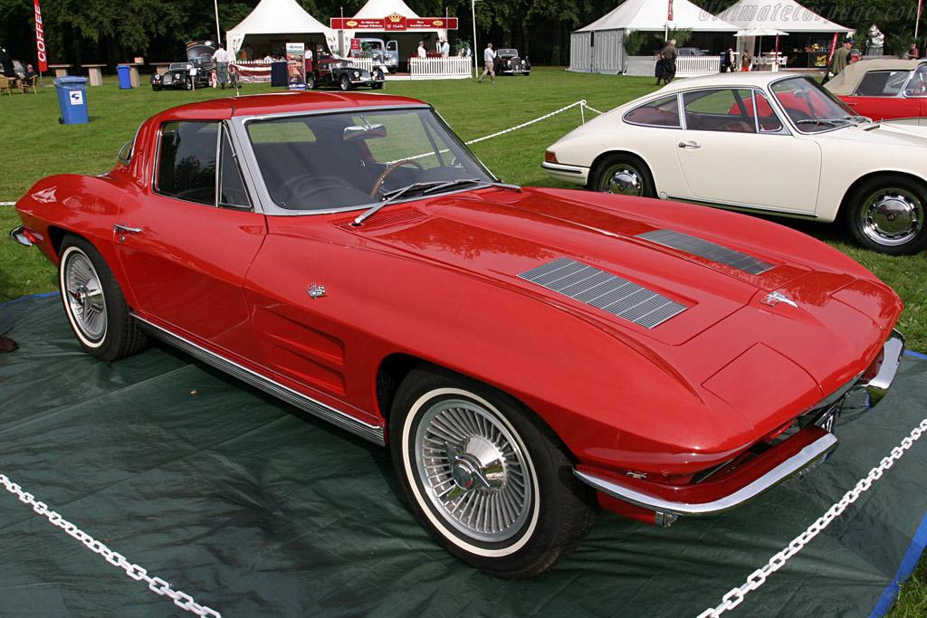Chevrolet Corvette C2 Stingray    - 2006 Concours d'Elegance Paleis 't Loo