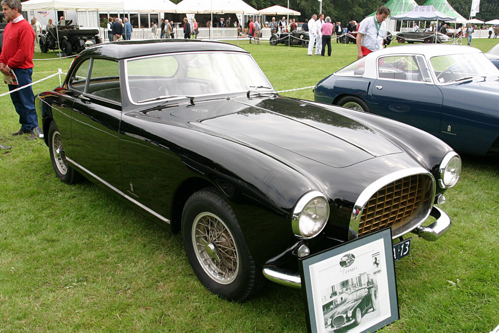 Ferrari 212 Inter Pinin Farina Coupe - Chassis: 0269EU   - 2006 Concours d'Elegance Paleis 't Loo