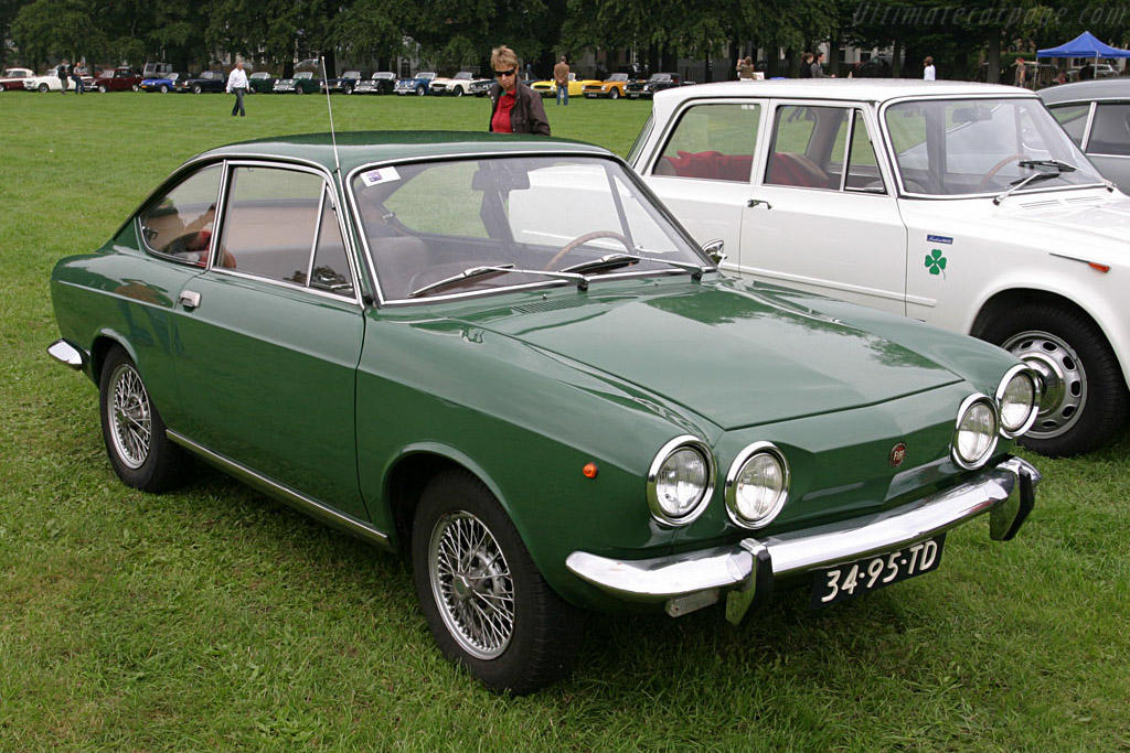 Fiat 850 Coupe    - 2006 Concours d'Elegance Paleis 't Loo