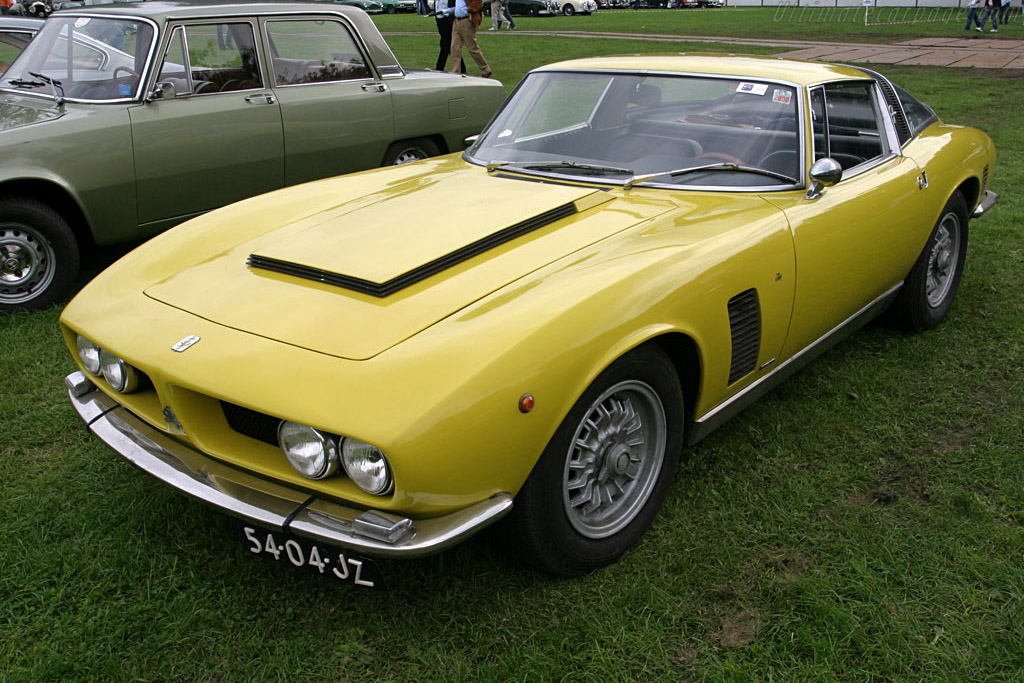 Iso Grifo 7 Litri    - 2006 Concours d'Elegance Paleis 't Loo