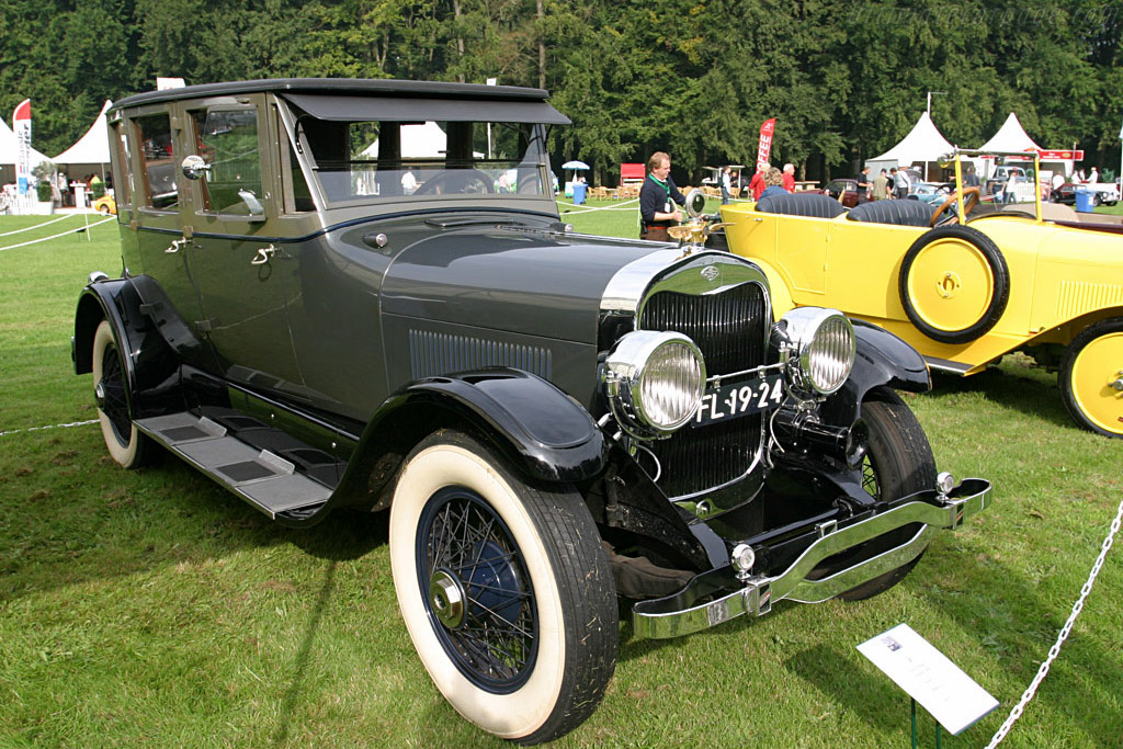 Lincoln Model 133    - 2006 Concours d'Elegance Paleis 't Loo