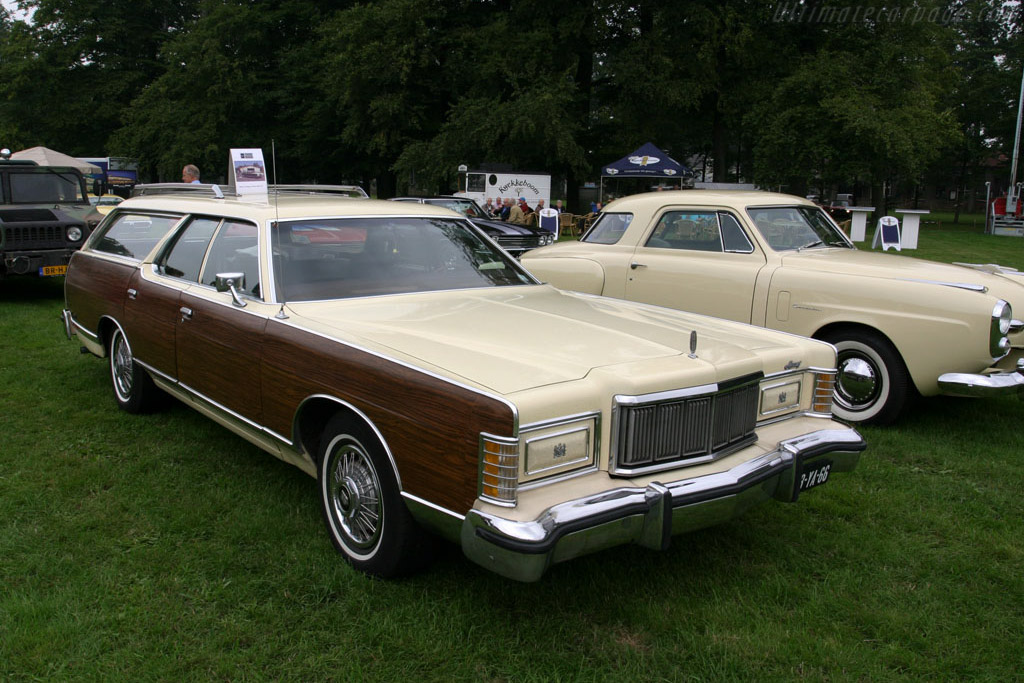 Mercury Marquis Colony Park    - 2006 Concours d'Elegance Paleis 't Loo