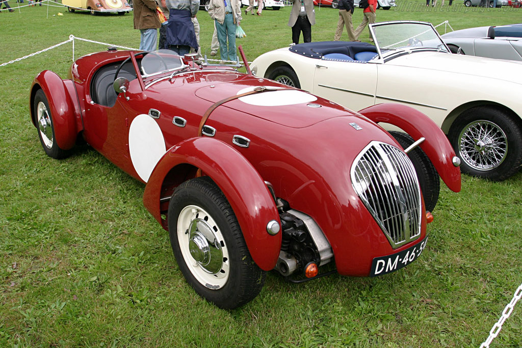 Nash Healey    - 2006 Concours d'Elegance Paleis 't Loo