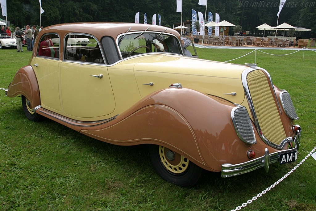 Panhard & Levassor Dynamic X27    - 2006 Concours d'Elegance Paleis 't Loo
