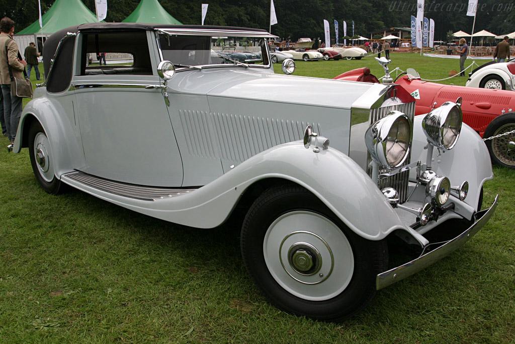 Rolls-Royce Phantom II Gurney Nutting Sedanca    - 2006 Concours d'Elegance Paleis 't Loo