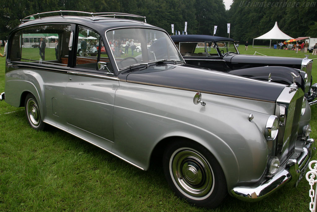Rolls-Royce Silver Cloud Hearse    - 2006 Concours d'Elegance Paleis 't Loo