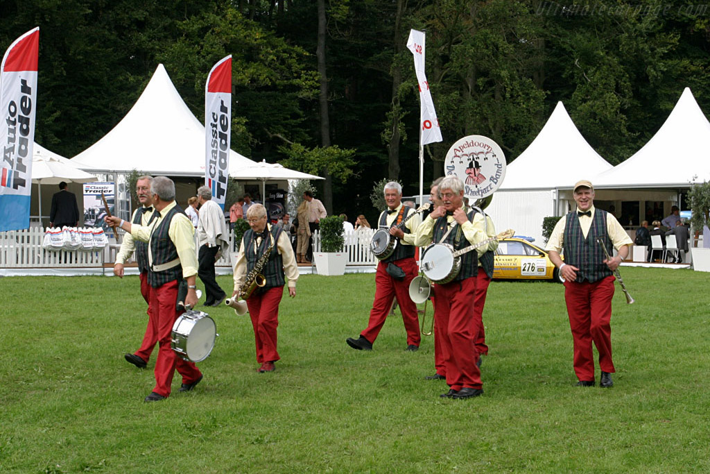 Showband the Inevitables    - 2006 Concours d'Elegance Paleis 't Loo