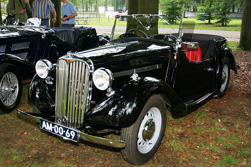 Singer A Roadster    - 2006 Concours d'Elegance Paleis 't Loo