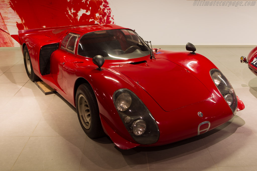Alfa Romeo 33/2 Daytona Coupe    - The Louwman Museum