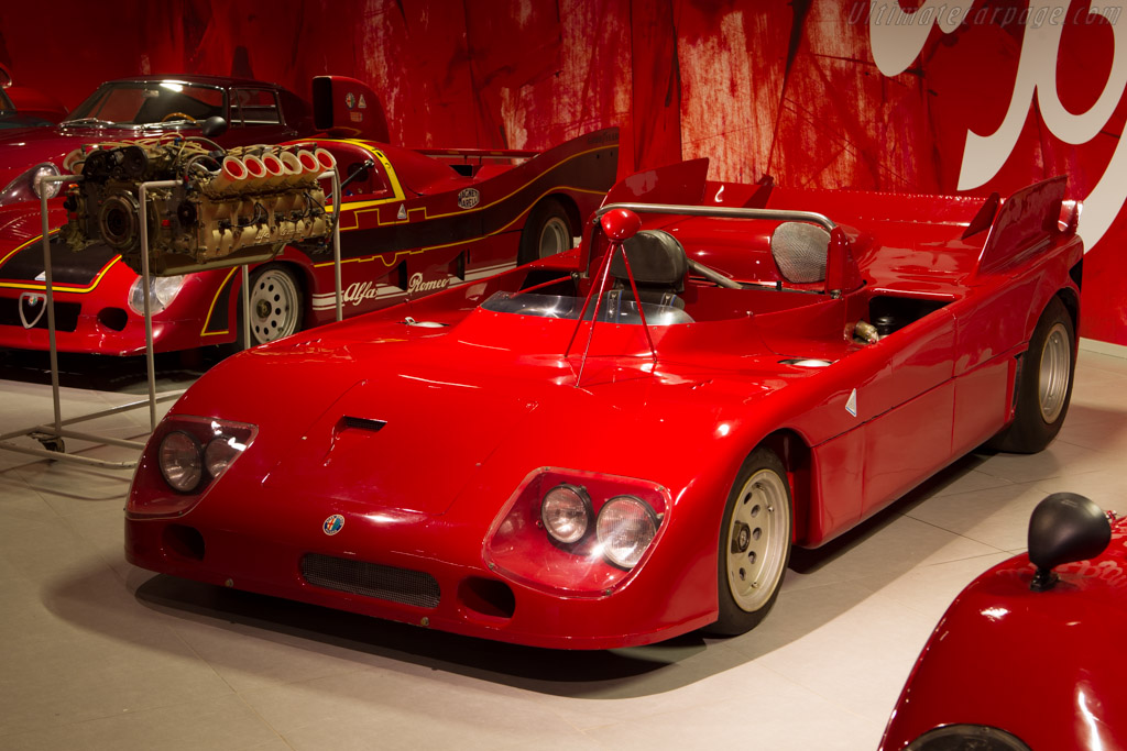 Alfa Romeo 33/TT/3    - The Louwman Museum