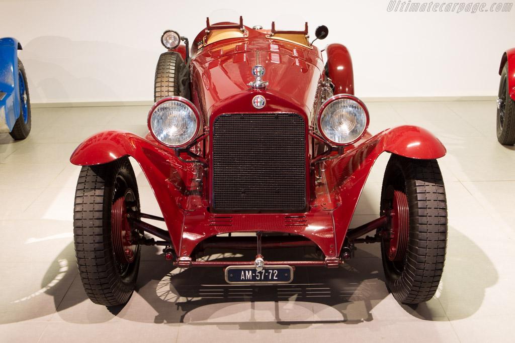 Alfa Romeo 6C 1750 Testa Fissa    - The Louwman Museum