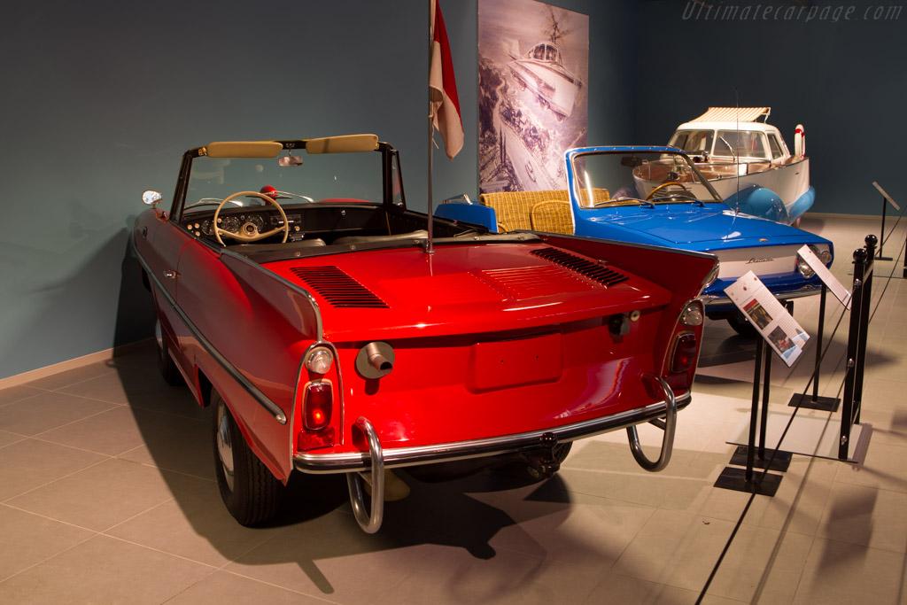 Amphicar    - The Louwman Museum