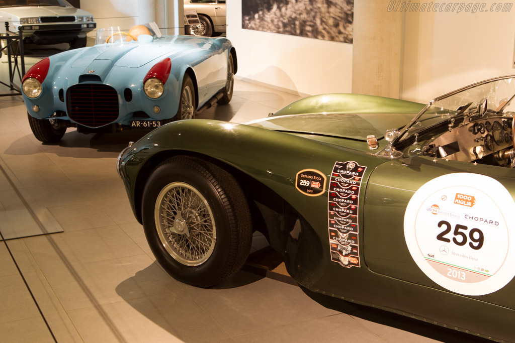 Aston Martin DB3 - Chassis: DB3/4   - The Louwman Museum