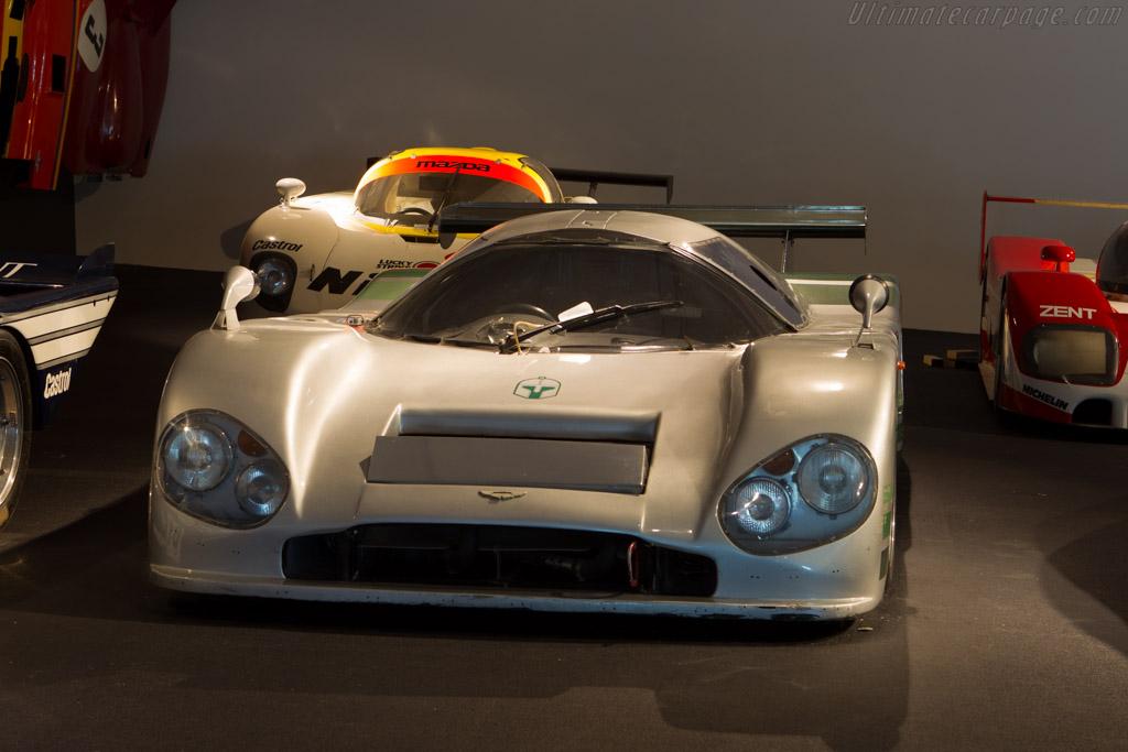 Aston Martin Nimrod    - The Louwman Museum
