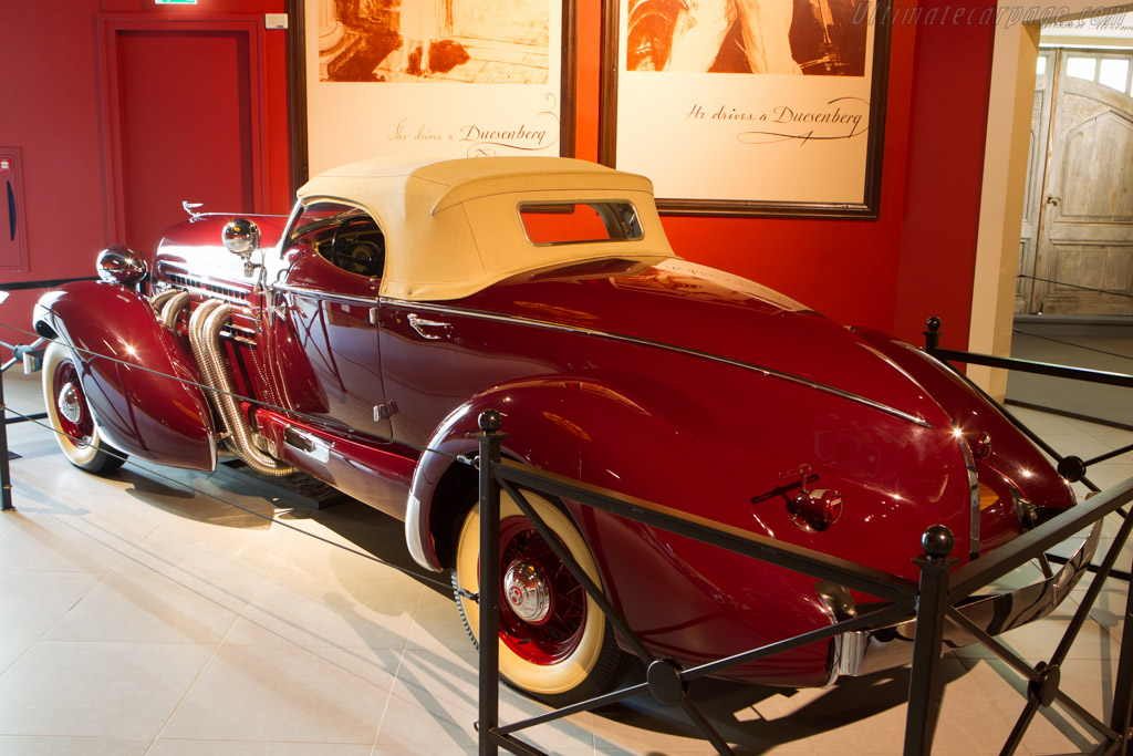 Auburn Model 852 Speedster    - The Louwman Museum