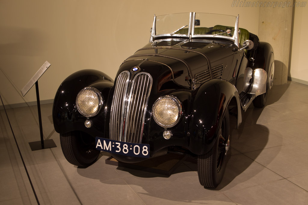 BMW 328    - The Louwman Museum