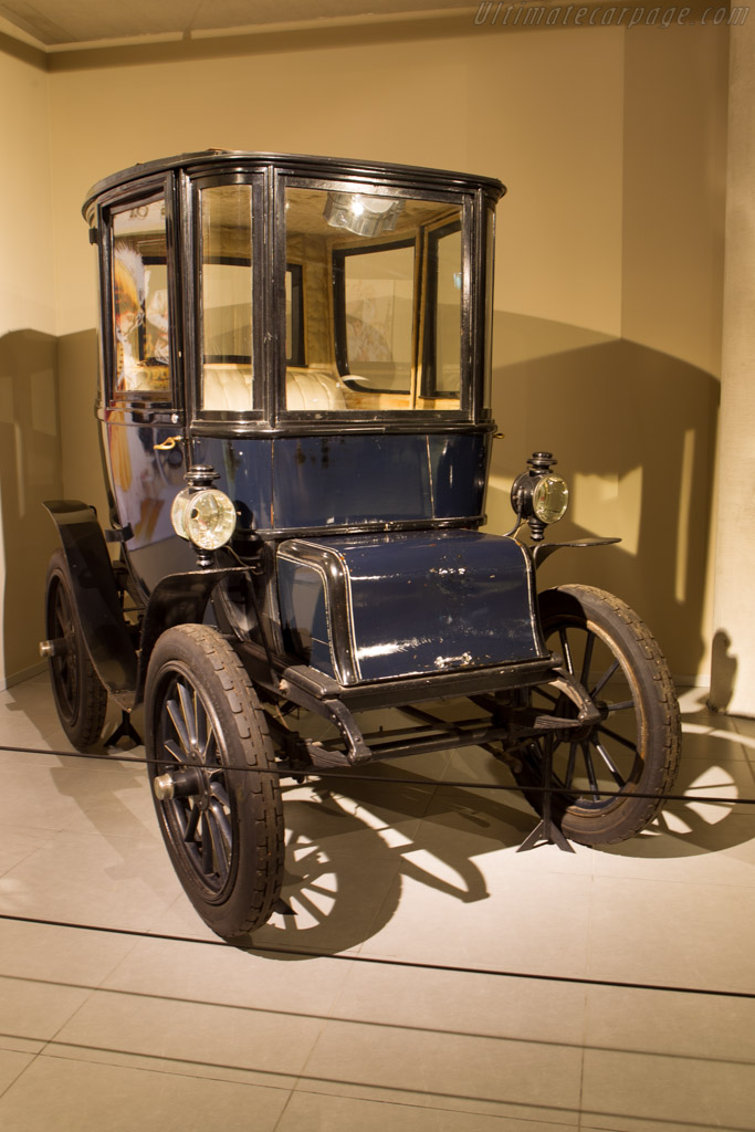 Baker Electric Coupe    - The Louwman Museum