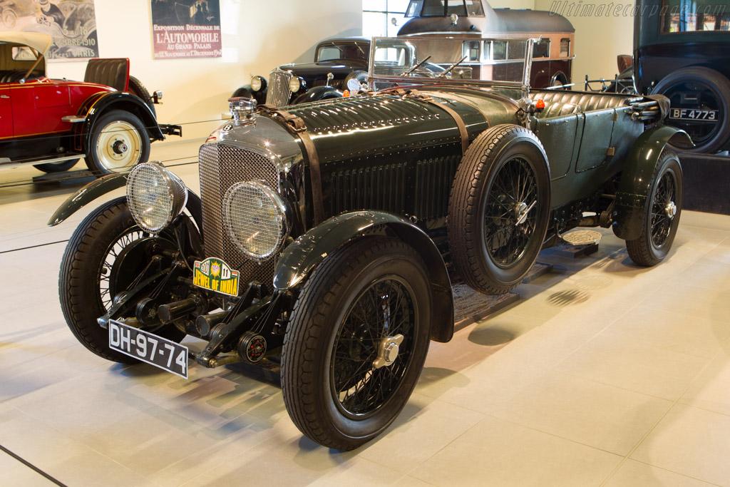 Bentley 4.5 Litre Le Mans Tourer - Chassis: XL3105   - The Louwman Museum
