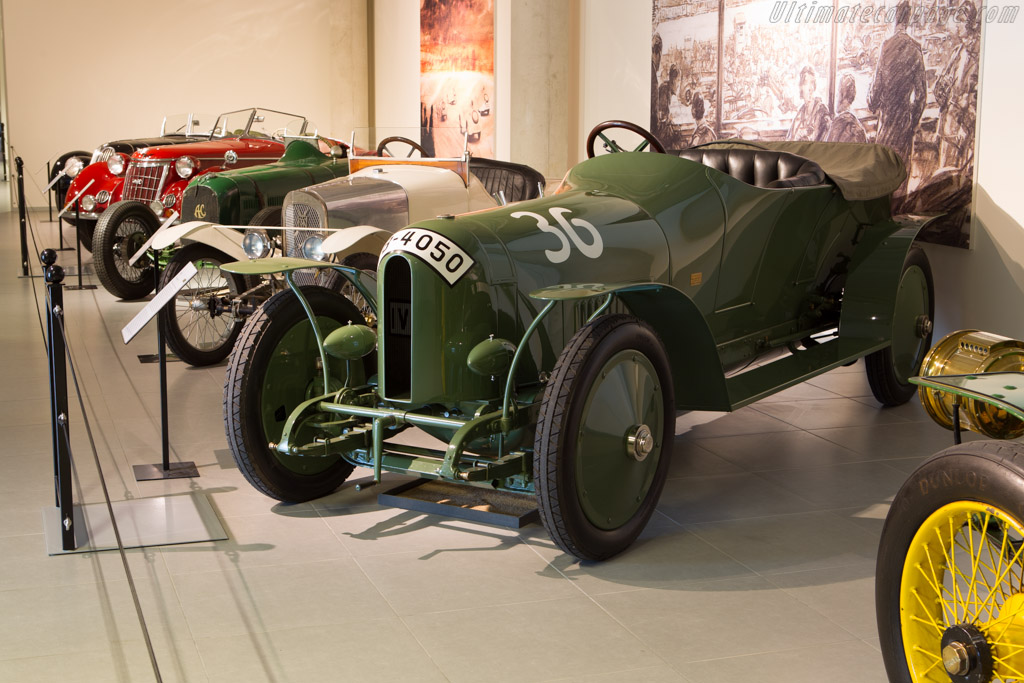 Benz 22/80 hp Prinz Heinrich    - The Louwman Museum