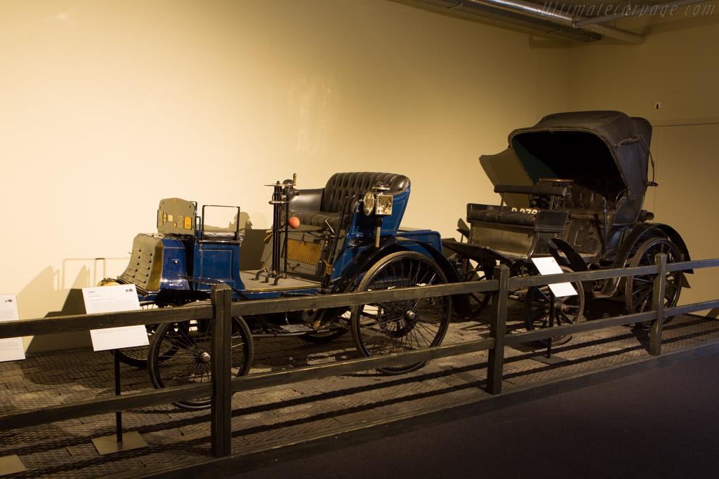 Benz 6 hp Ideal    - The Louwman Museum