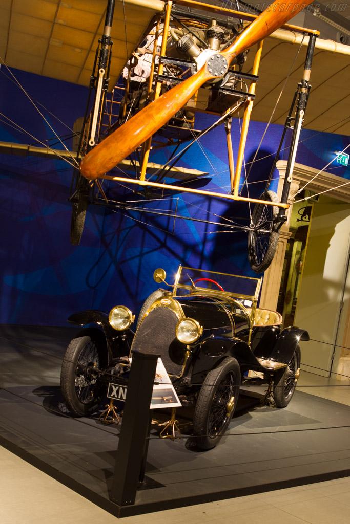 Bugatti Type 18 'Black Bess' - Chassis: 474   - The Louwman Museum