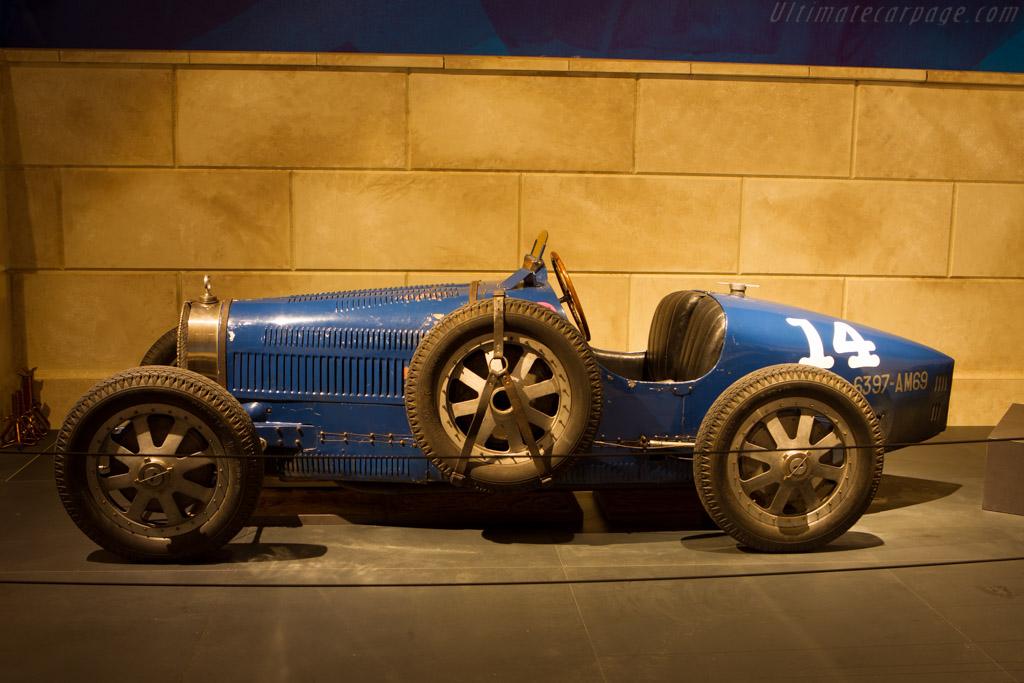 Bugatti Type 35C - Chassis: 4920  - The Louwman Museum