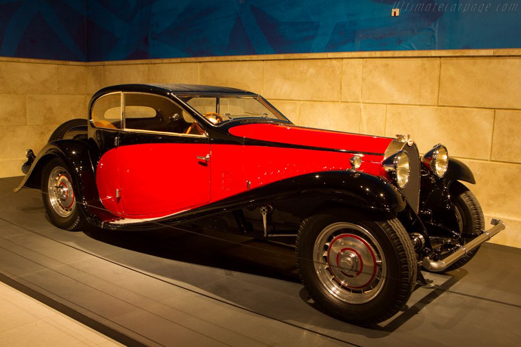 Bugatti Type 50t Coach Profil 233 E The Louwman Museum