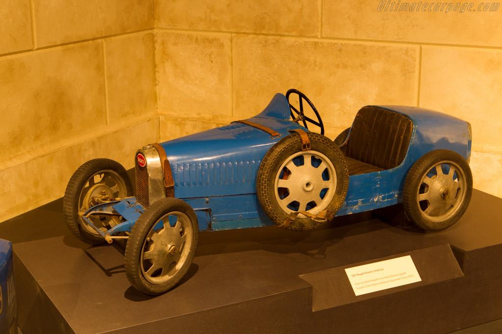 Bugatti Type 52    - The Louwman Museum