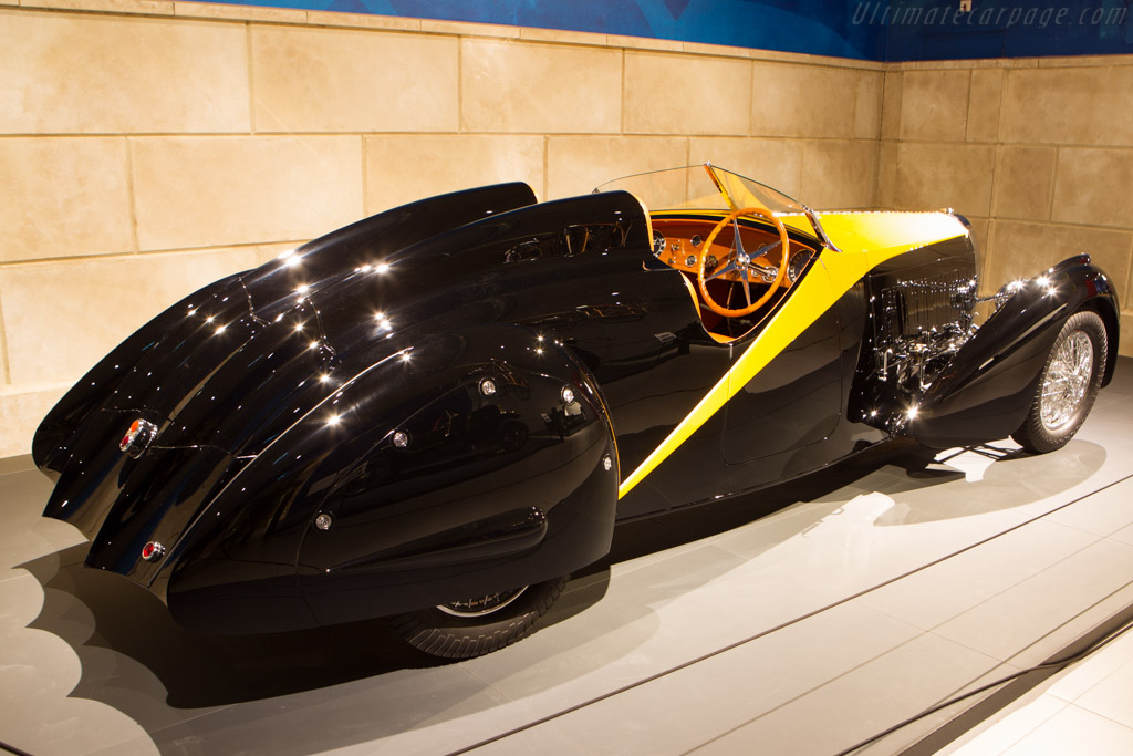 Bugatti Type 57 Grand Raid - Chassis: 57222   - The Louwman Museum