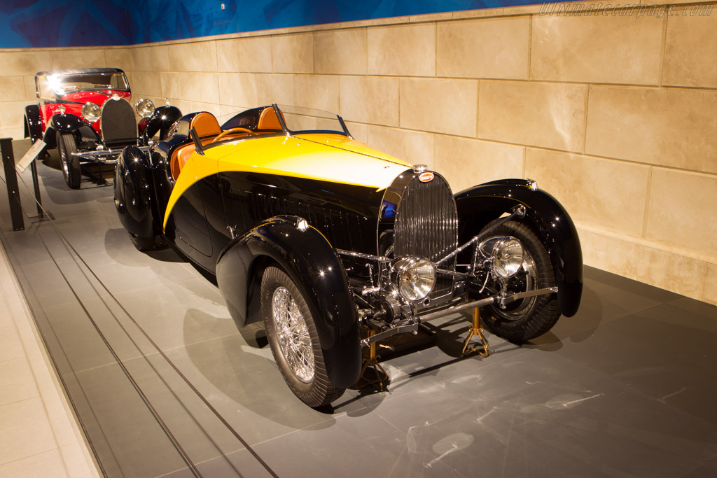 Bugatti Type 57 Grand Raid - Chassis: 57222   - The Louwman Museum