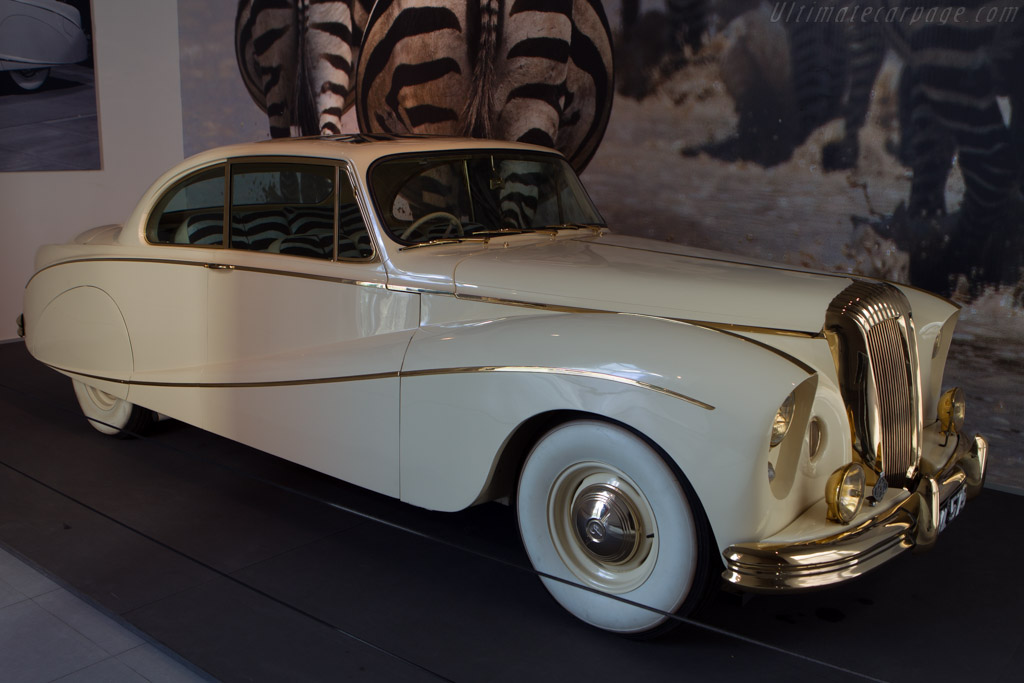 Daimler DK 400 Golden Zebra Coupe    - The Louwman Museum