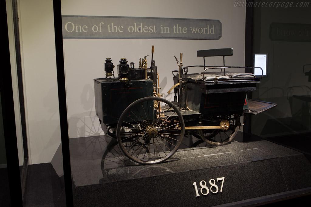 De Dion, Boutton et Trepardoux Steam Quadricycle    - The Louwman Museum
