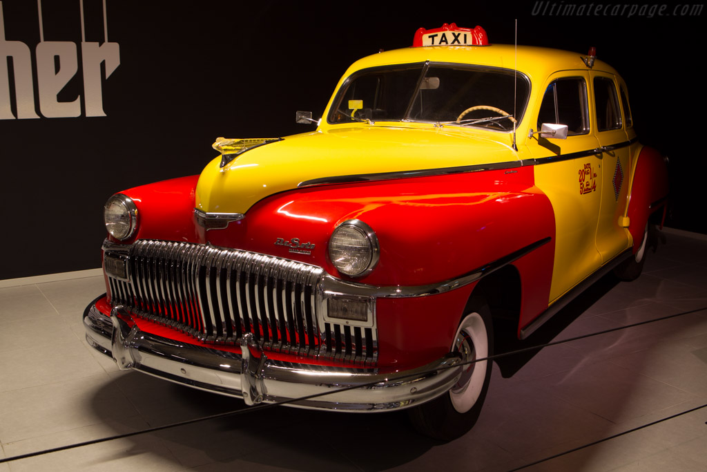 DeSoto Custom Series S-11C Taxicab    - The Louwman Museum